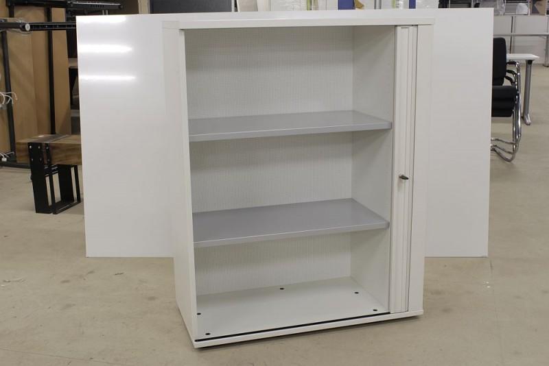 Sideboard | Akkustikfläche weiß 90 cm 3OH