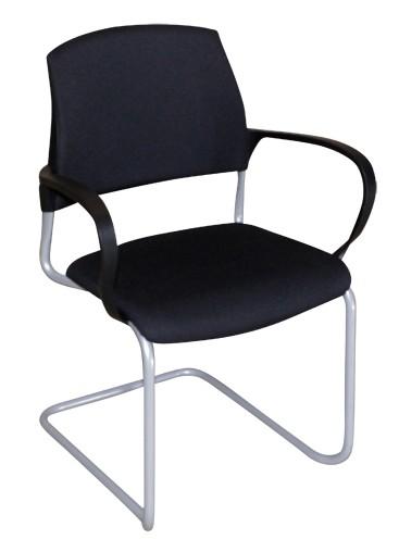 Besucherstuhl von Kinnarps, gebrauchte Bürostühle, günstig ...