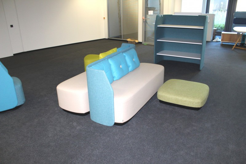 FIELDS Soft Seating von Kinnarps, Loungemöbel - NP: € 5.000