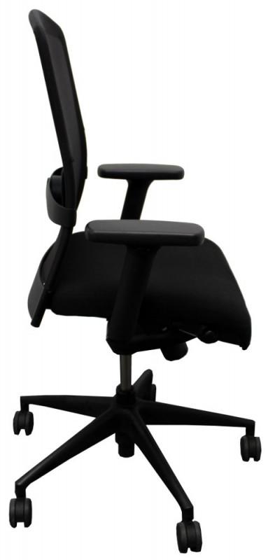 Bürodrehstuhl Girsberger schwarz verschiedene Varianten