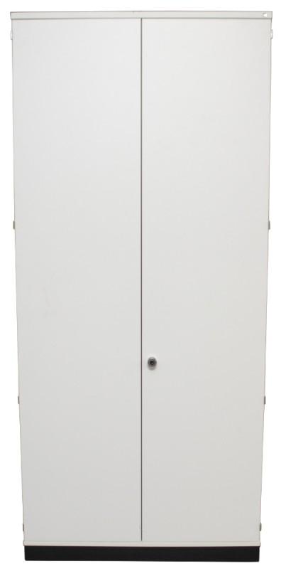 Aktenschrank von Schärf weiß - 6OH in 100 cm breit HR oder Einlegeboden