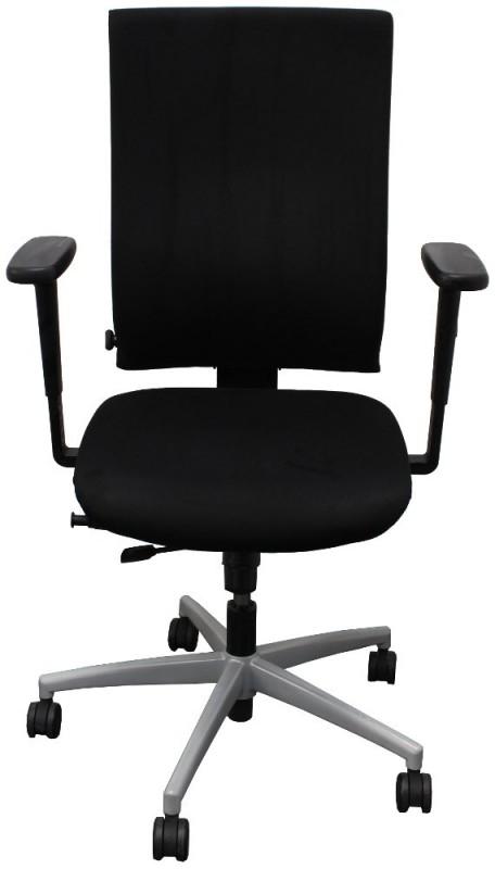 Drehstuhl schwarz, Bürodrehstuhl JUST von Dauphin