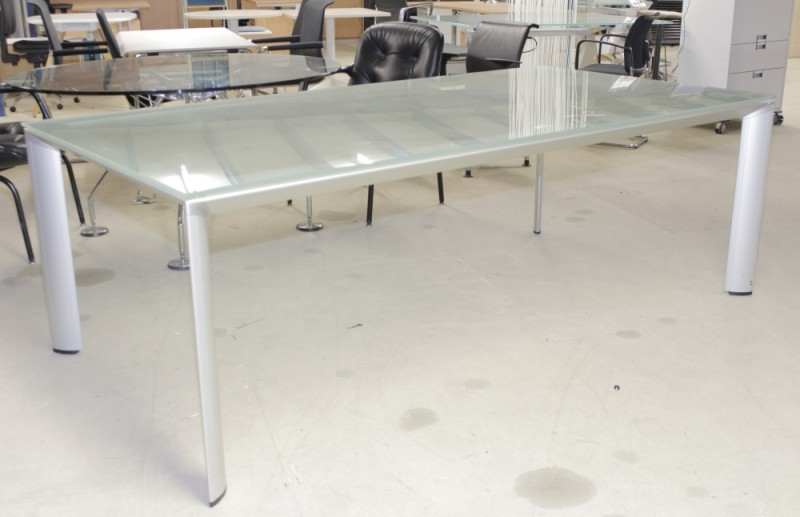Glas Schreibtisch von Bene - Design & Glas