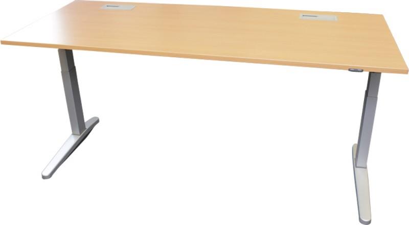 gebrauchter Steh - Sitz - Schreibtisch Steelcase, günstig kaufen ...