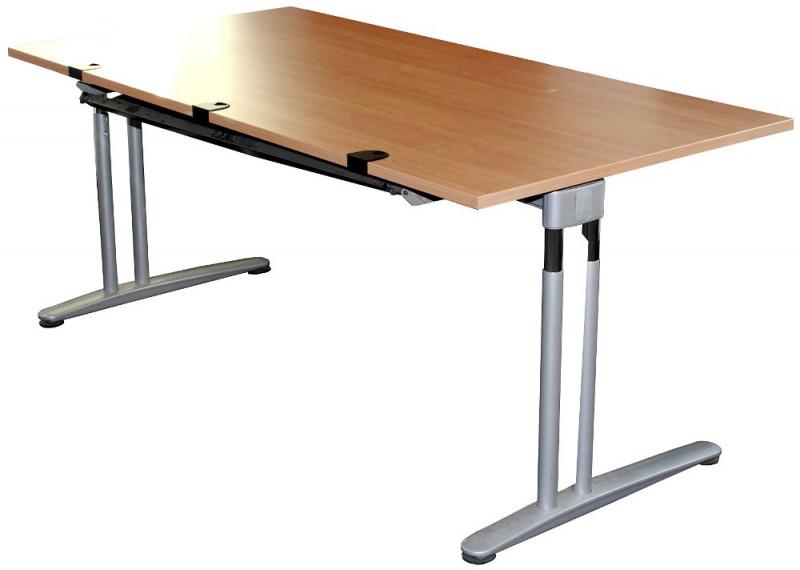 TOP Schreibtisch von Fortschritt Modell F1, höhenverstellbar